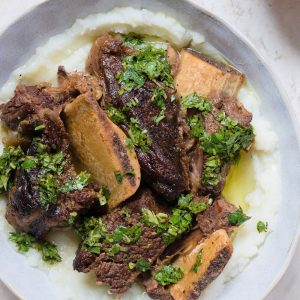 White Wine Braised Short Ribs