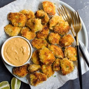 Indian Popcorn Chicken
