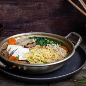 Miso Ramen Hot Pot