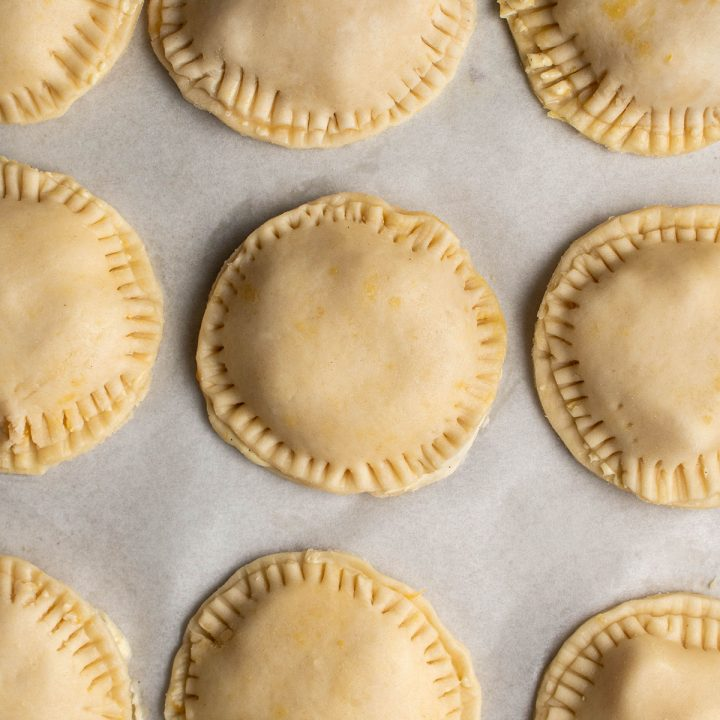 make the pies